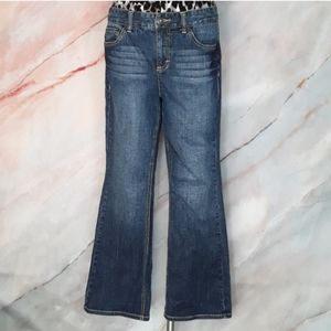 TOMMY HILFIGER Classic Bootcut Blue Jeans …
